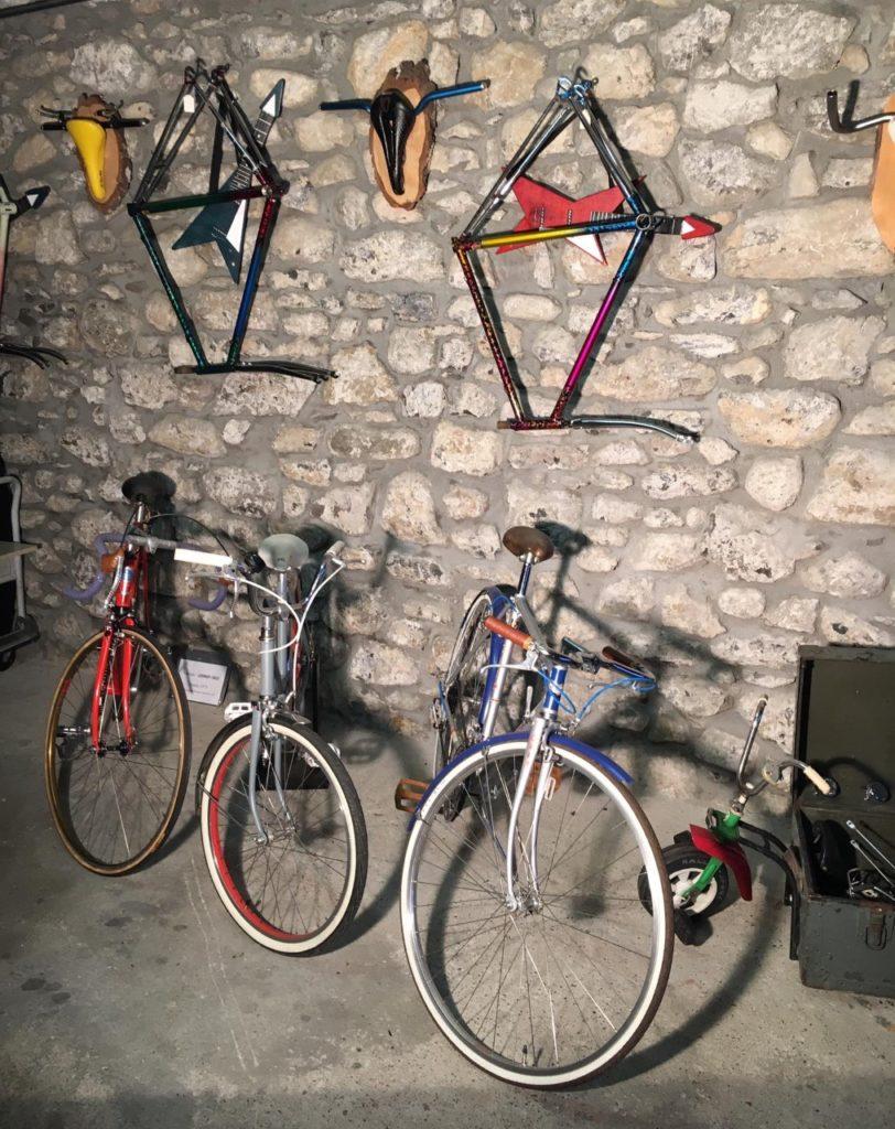 Vélos à la carte